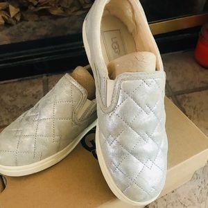 2d427324a58 Nice Ugg fierce Deco quilt stardust sneakers 7.5